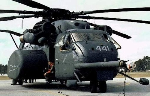 Sikorsky Aircraft CH-53 Sea Stallion