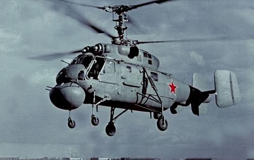 ...некоторые требования к корабельным вертолетам с учетом специфики решения противолодочных задач: соосная схема.