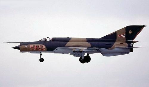 МиГ-21И