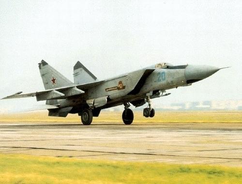 Легендарные самолеты №6 МиГ-25П фото модели, обсуждение