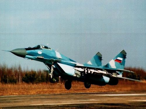 Микояна МиГ-29 Фронтовой