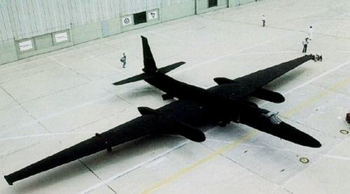 Lockheed U-2 Высотный разведывательный самолет. Авиация мира