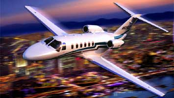 Cessna Citation CJ2: Административный самолет