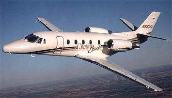 Cessna 560XL Citation Excel: Административный самолет